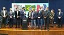 Câmara prestigia visita de vice-governador Rodrigo Garcia