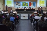 13ª Sessão de Câmara debate 15 projetos