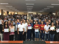 """""""Fórum de Políticas Públicas do Parlamento Jovem"""" realiza seu primeiro encontro"""