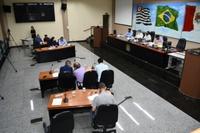 Câmara aprova 11 projetos de lei em sessão ordinária