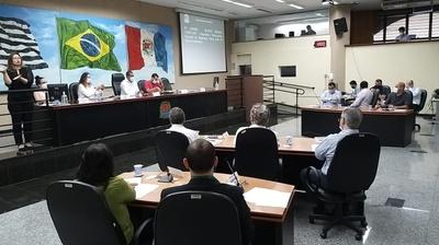 Câmara aprova 9 projetos de lei em sessão ordinária