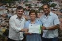 """Câmara entrega título """"Funcionário Padrão"""" 2019 à servidora Claudia Mabilia"""