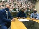 Décio Rocha assume cadeira na Câmara Municipal