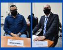 Décio Rocha e Arthur Spíndola prestam juramento e assumem cadeiras na Câmara