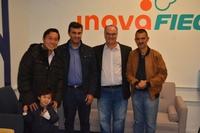 FIEC inaugura espaço de inovação compartilhada