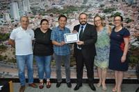 Fiec recebe Moção de Congratulações na Câmara Municipal