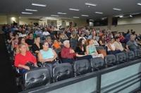 Moradores do Jd. Pau Preto são homenageados na Câmara