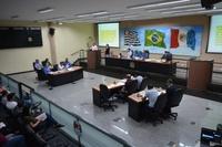 Na 33ª sessão do ano foram aprovados 12 projetos de lei