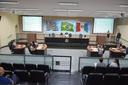 Parlamento Jovem realiza 1ª sessão simulada do ano na sexta
