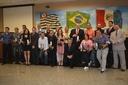 Profissionais de Educação Física recebem homenagem na Câmara