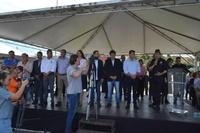Seis vereadores participam da formatura de nova turma da Guarda Municipal