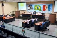 Sessão extraordinária aprova três projetos de lei