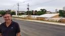 Vereador Alexandre Peres homenageia 'José Theodoro Dias'  no novo centro de idosos