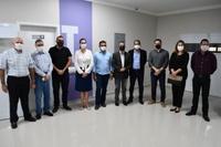 Vereadores participam de apresentação de leitos do novo prédio do HAOC