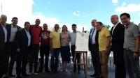 Vereadores participam de inauguração da Estação Cidadania
