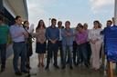 Vereadores prestigiam inauguração da UBS do Jardim Maritacas