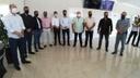Legislativo acompanha visita técnica ao Haoc