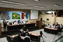 Na volta à sessão presencial, legisladores apresentam 79 proposituras
