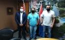 Vereador de Salinas visita a Câmara de Indaiatuba