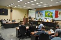 Vereadores apresentam 89 matérias e aprovam 11 projetos de lei