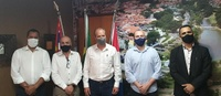 Vereadores de Pedreira trocam experiências em Indaiatuba