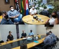 Vereadores de Tatuí visitam Câmara de Indaiatuba