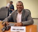Vereadores lamentam morte de professor Luiz Carlos