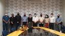 Vereadores participam de nomeação do Distrito Industrial Raffaello Fantelli